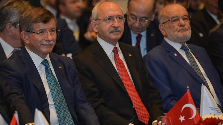 """Ahmet Davutoğlu'nun yeni kuracağı partinin ismi kulisleri salladı! """"Yapı  market gibi"""" - Haberler"""
