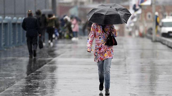 İstanbul'da yarın hava durumu nasıl olacak, yağış devam edecek mi ...