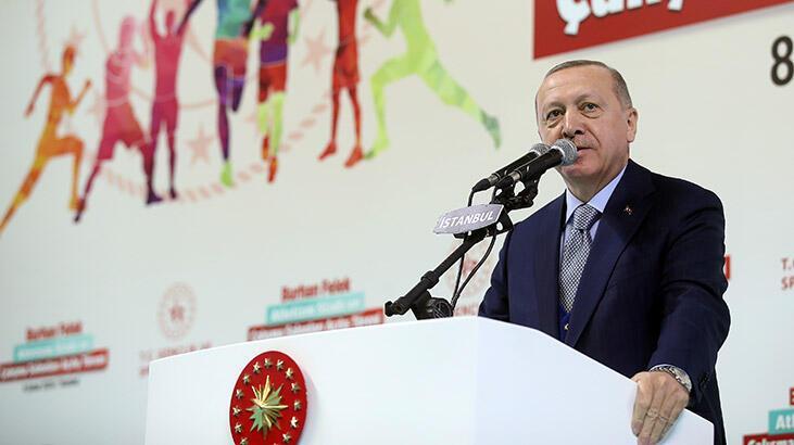 Erdoğan İstanbullulara müjdeyi verdi! ile ilgili görsel sonucu