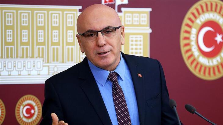 Son dakika... İYİ Parti Balıkesir Milletvekili İsmail Ok partisinden istifa etti - Haberler