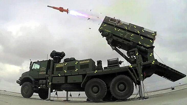 HİSAR savunma sistemi nedir, özellikleri neler? HİSAR hava savunma sisteminin menzili ne kadar? - Haberler Milliyet