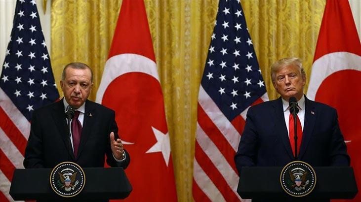 Son dakika | Cumhurbaşkanı Erdoğan, Donald Trump ile görüştü