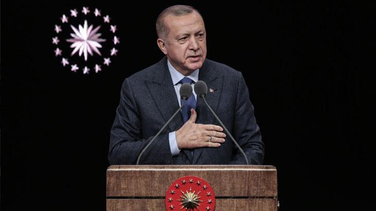 Cumhurbaşkanı Erdoğan'dan 'corona salgını ne zaman tam olarak bitecek?' sorusuna cevap