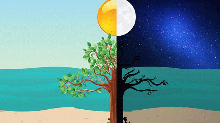 Gece ve gündüz nasıl meydana geliyor? İşte merak edilenler… - En ...