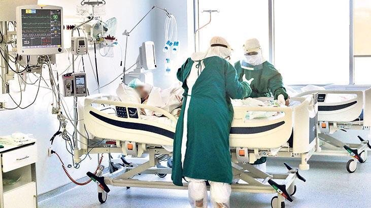 Yoğun bakımdaki hastalar azalıyor - Haberler