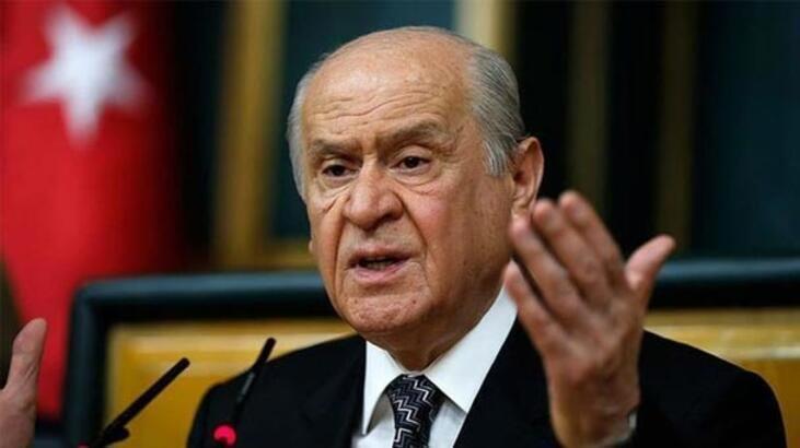 MHP lideri Bahçeli'den, 'memleket masası' açıklaması