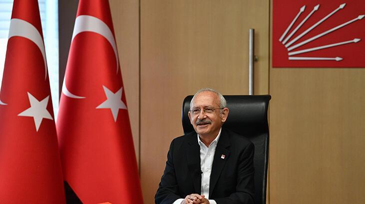 Kılıçdaroğlu, esnaf temsilcileriyle video konferansla görüştü ...