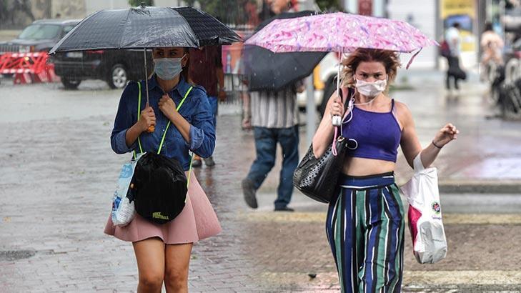 Meteoroloji saat verip uyardı! Bu illerde yaşayanlar dikkat - Son Dakika  Milliyet