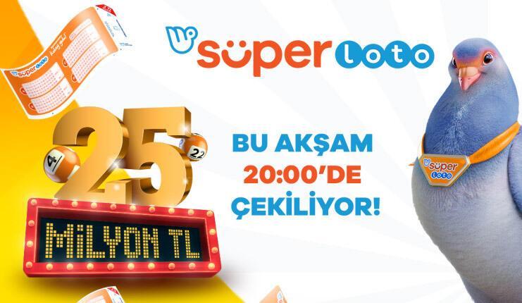 Süper Loto online oyna ekranı   Süper Loto nasıl oynanır? - Son Dakika  Haberleri Milliyet