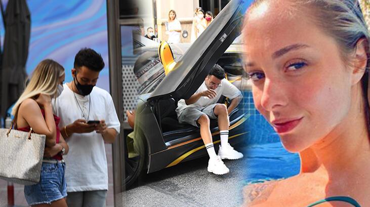 Haberler: Enes Batur'un yeni sevgilisi kim? İlk kez yan yana ...