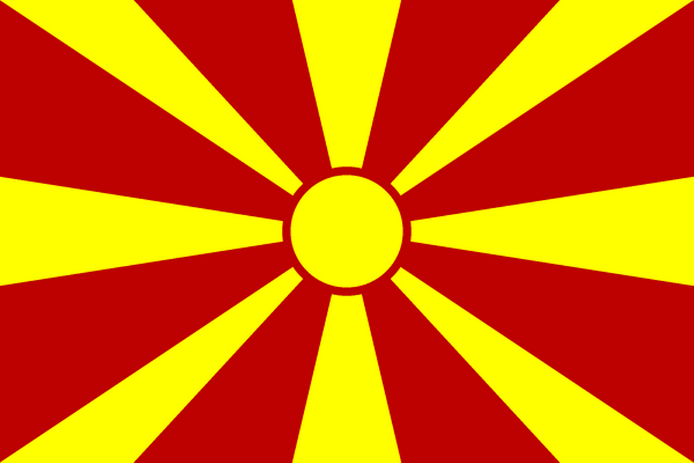 Kuzey Makedonya Hakkında Bilgiler; Kuzey Makedonya Bayrağı Anlamı, 2020  Nüfusu, Başkenti, Para Birimi Ve Saat Farkı - Son Dakika Milliyet