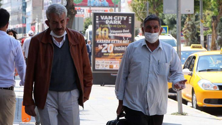 Hangi illerde 65 yaş üstü için sokağa çıkma yasağı getirildi! İşte 65 yaş üstü için sınırlama getirilen iller - Haberler Milliyet