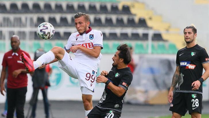 Denizlispor - Trabzonspor (CANLI) - Futbol - Spor Haberleri