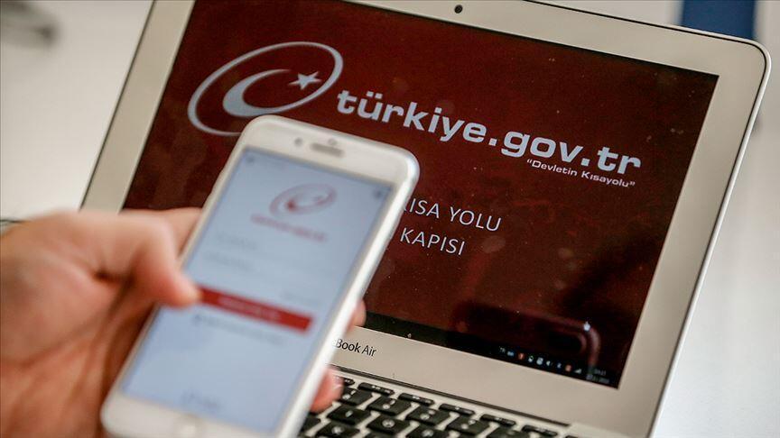 Kullanıcı sayısı 50 milyonu geçen e-Devlet'te yeni hizmet hazırlığı