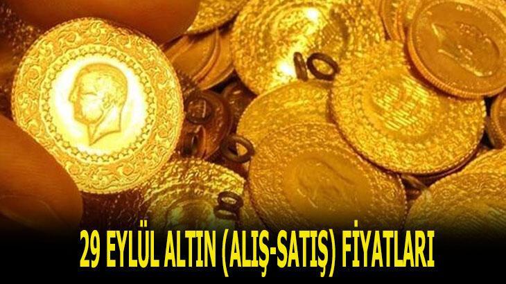 Altın fiyatları canlı takip ekranı bugün son durum: 29 Eylül gram ve çeyrek altın alış-satış fiyatları ne kadar, kaç TL? thumbnail
