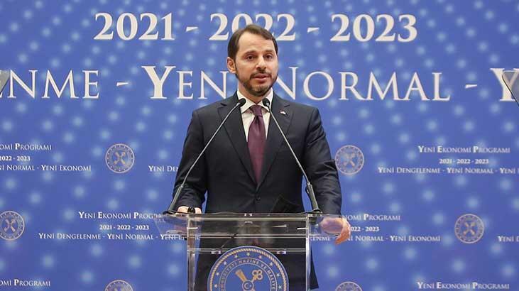 Son dakika... Bakan Albayrak 'Yeni Ekonomi Programı' açıkladı! İşte ekonomide 3 yıllık yol haritası thumbnail