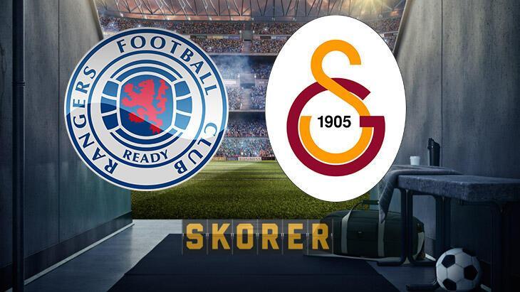 (UEFA Avrupa Ligi) Rangers-Galatasaray maçı saat kaçta ...