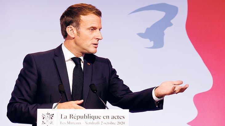 'Macron'un yaklaşımı nefret suçlarına destek veriyor'