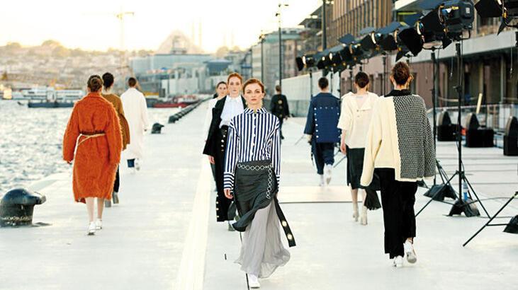 Mercedes-Benz Fashion Week Istanbul'da ikinci gün thumbnail