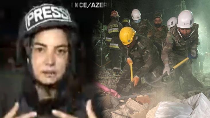 CNN TÜRK muhabiri gözyaşlarını tutamadı - Son Dakika Haberler Milliyet