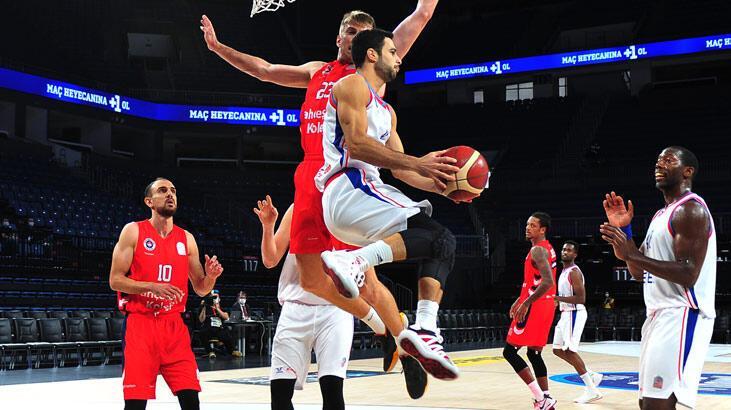 Anadolu Efes-Bahçeşehir Koleji: 89-66 - Basketbol Spor Haberleri