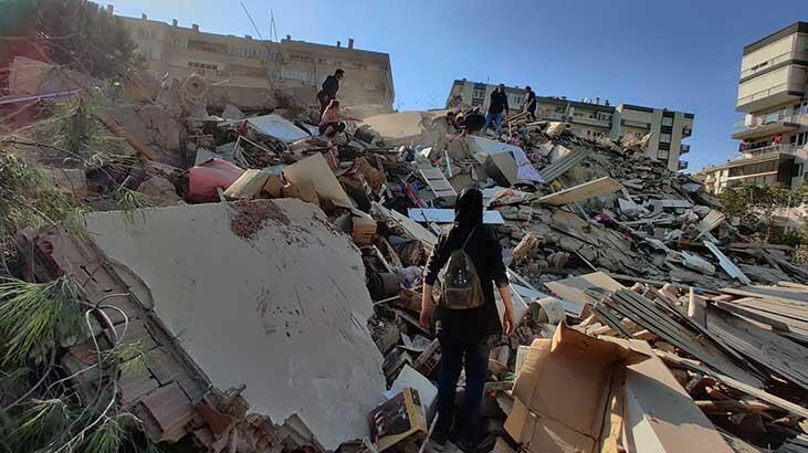 İzmir'deki depremin ardından uzmanlardan son dakika açıklamaları! - Son  Dakika Milliyet
