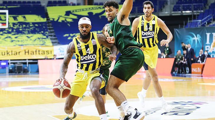 Fenerbahçe Beko: 90 - Darüşşafaka Tekfen: 79 - Basketbol Spor Haberleri
