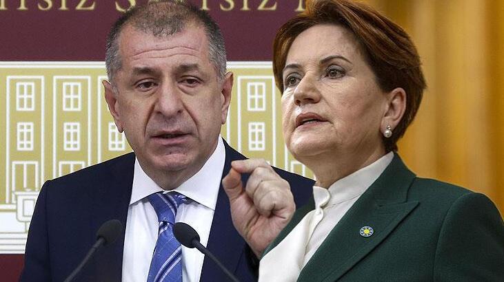 İYİ Parti lideri Meral Akşener'den Ümit Özdağ açıklaması - Güncel Haberler