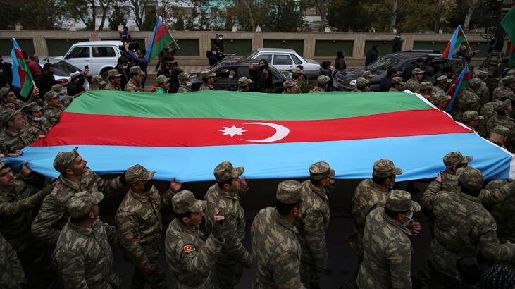 Son dakika... Azerbaycan: Dağlık Karabağ savaşında 2783 asker şehit oldu -  Son Dakika Milliyet