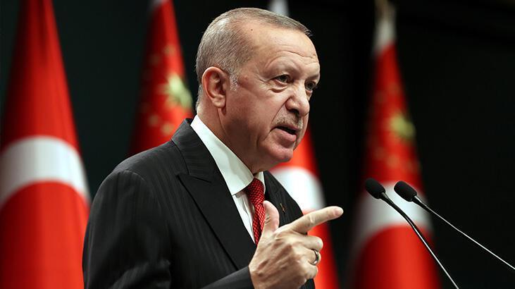 Son dakika... Sokağa çıkma kısıtlamasına saatler kala Cumhurbaşkanı Erdoğan'dan kritik uyarı - Son Dakika Haberler