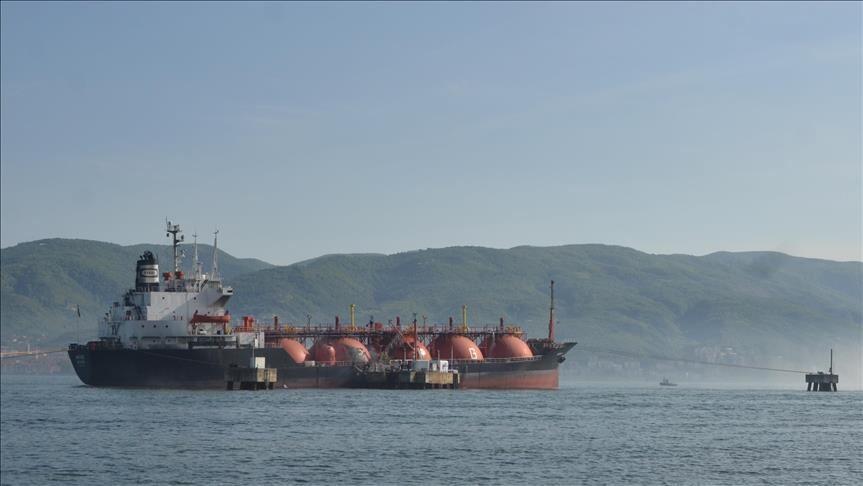 Οι εισαγωγές υγραερίου μειώθηκαν – Uzmanpara