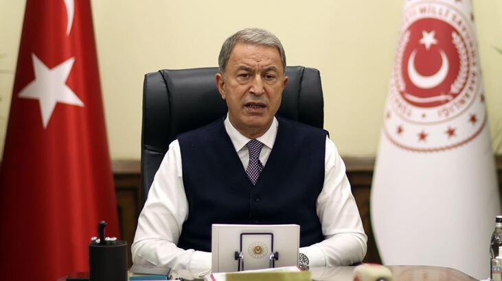 Υπουργός Akar: Ο φόβος περιβάλλει τα βουνά, δεν μπορούν να κοιμηθούν στο ίδιο μέρος για 2 νύχτες