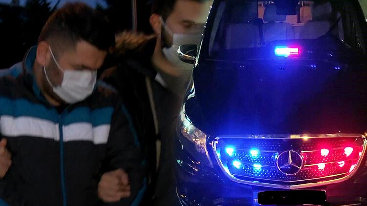 Servisçileri iş vaadiyle dolandırdığı iddia edilen şüpheli yakalandı