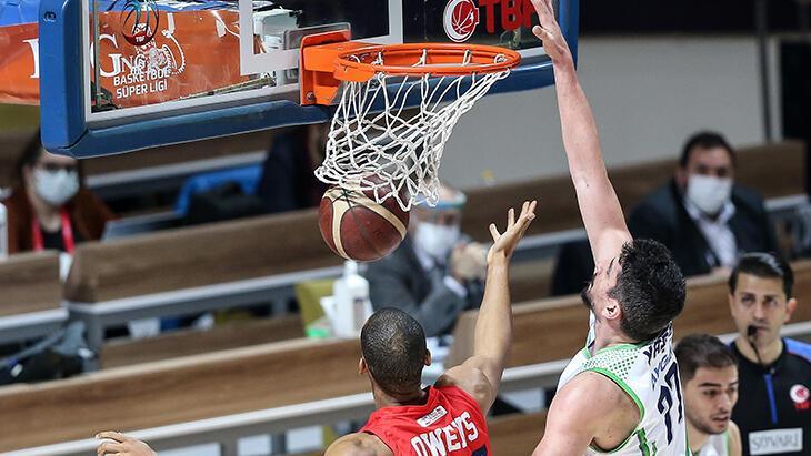 TOFAŞ - Bahçeşehir Koleji: 87-80 - Basketbol Spor Haberleri