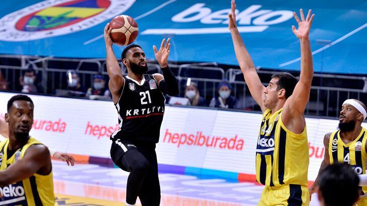 Fenerbahçe Beko - Beşiktaş: 83-92 - Basketbol Spor Haberleri