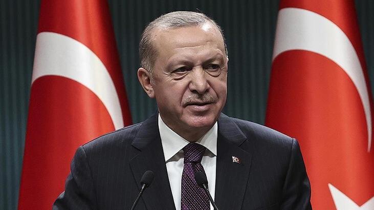 Cumhurbaşkanı Erdoğan'dan iki önemli görüşme ile ilgili görsel sonucu