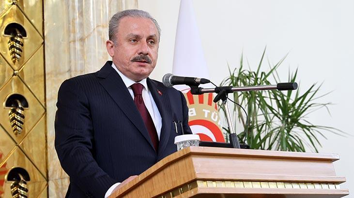 TBMM Başkanı Şentop'tan, Ord. Prof. Dr. Ahmet Süheyl Ünver için anma mesajı