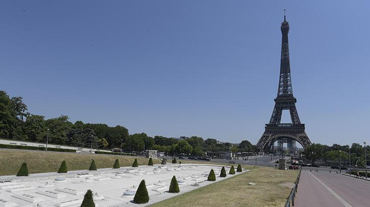 Fransa'da son 24 saatte 22 bin 501 Kovid-19 vakası kaydedildi
