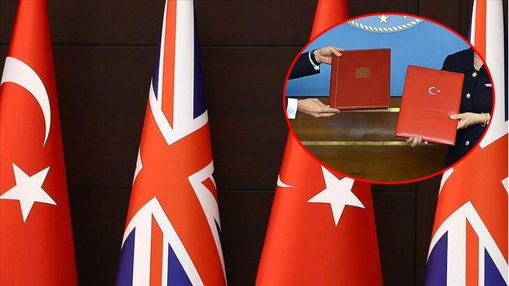 Son dakika: Tarihi anlaşmanın ardından İngiltere'den önemli 'Türkiye' çıkışı!