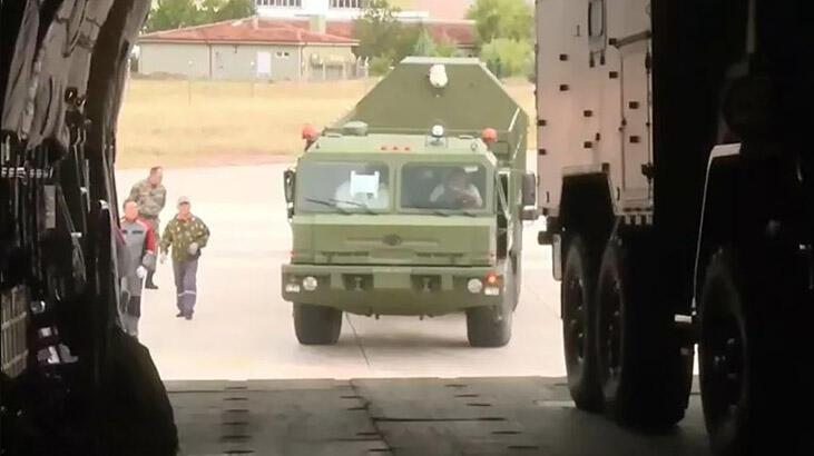 Son dakika: Rusya'dan flaş S-400 açıklaması!