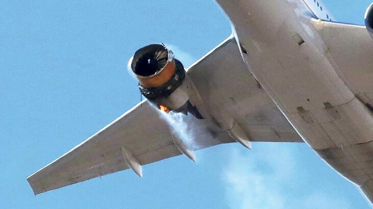 Japon hava yolu firmaları, Boeing 777'lerin kullanımını durduruyor