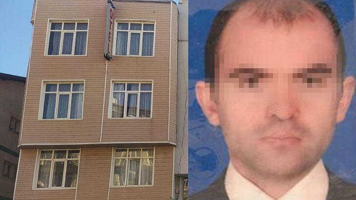 Otel odasında ölü bulunan öğretmen, toprağa verildi