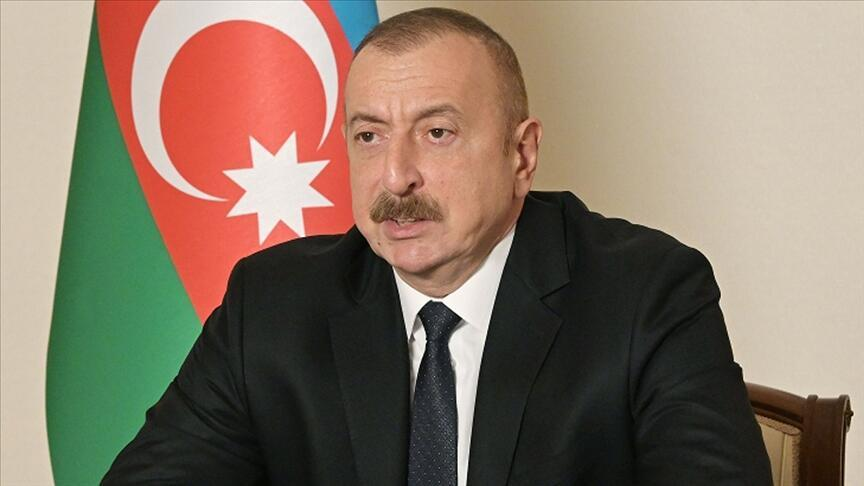 Azerbaycan Cumhurbaşkanı Aliyev'den Ermenistan açıklaması!