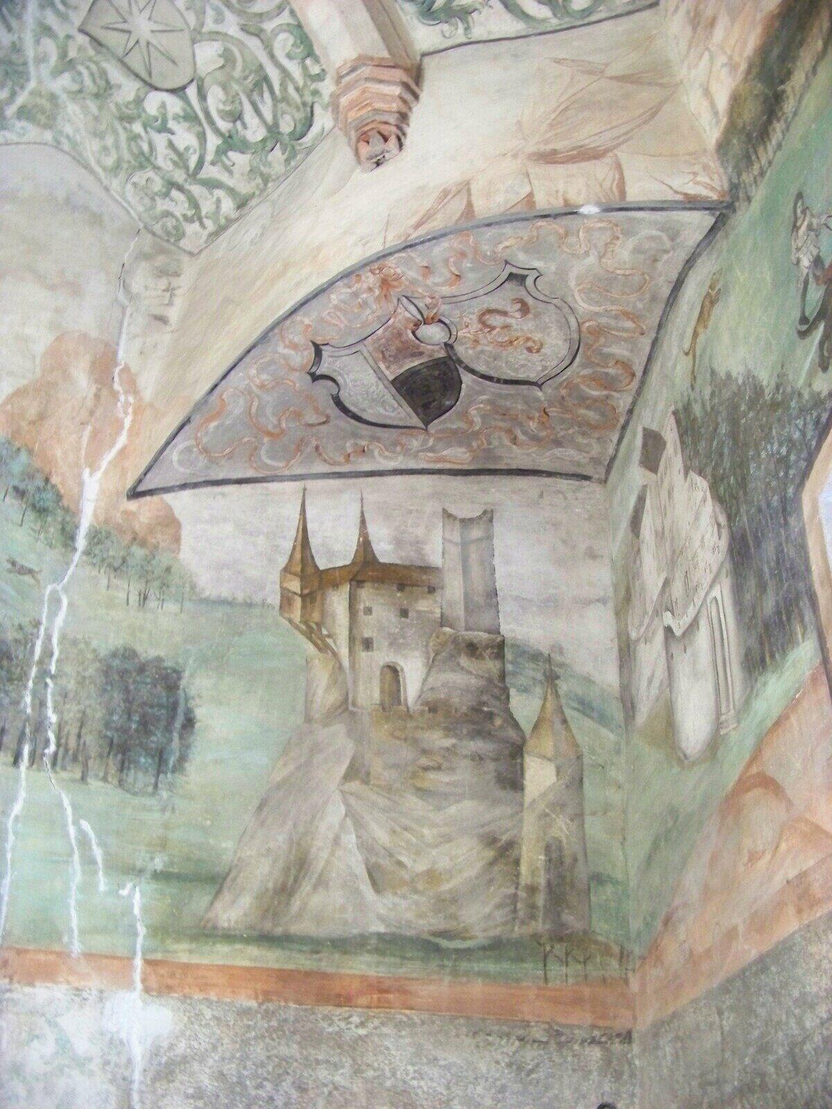 Cehenneme Açılan Kapı: Houska Kalesi