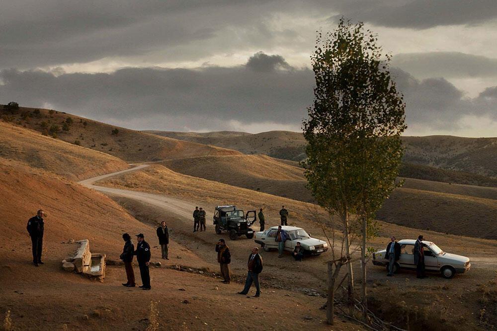 Bir Zamanlar Anadoluda Filmi Nerede Çekildi