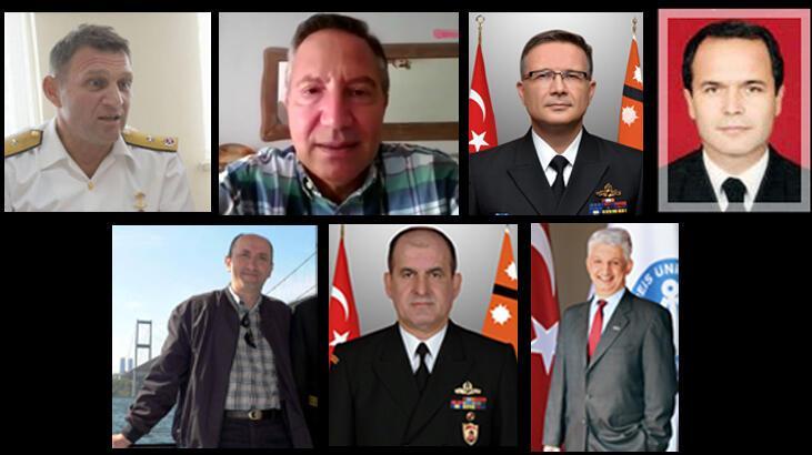 Emekli amiraller gözaltına alındı - Son Dakika Haberleri Milliyet