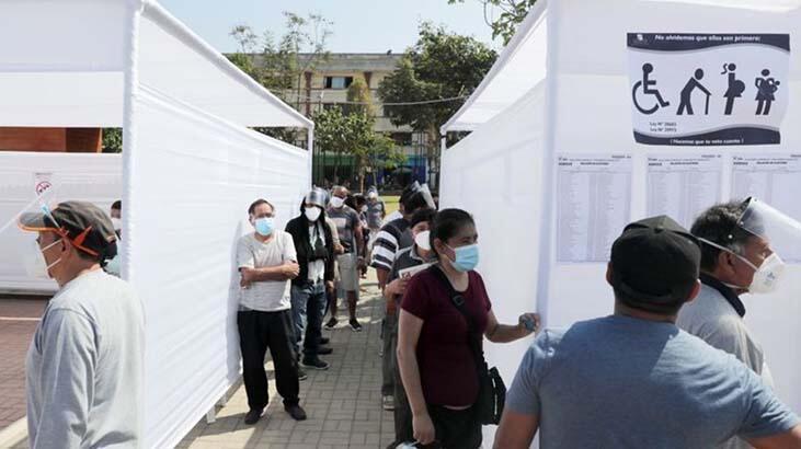 Peru'da devlet başkanlığı seçimi için oy verme işlemi başladı thumbnail