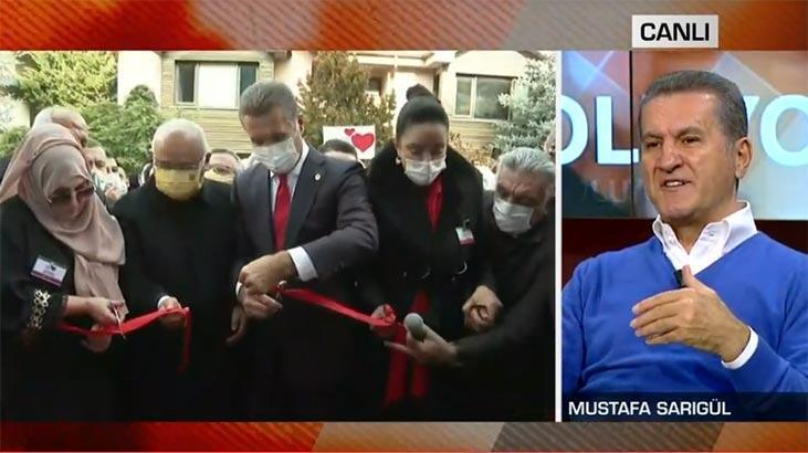 Mustafa Sarıgül, sağlık durumuyla ilgili son durumu canlı yayında açıkladı thumbnail