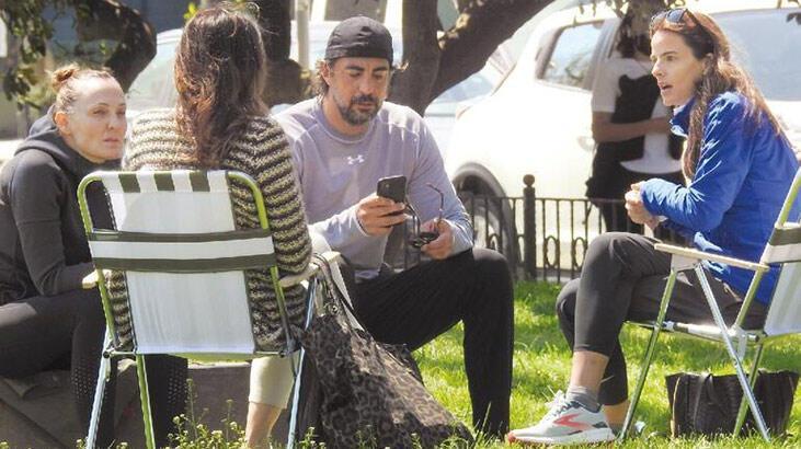 İbrahim Kutluay ve Edvina Sponza, Bebek Parkı'nda thumbnail