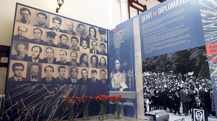 Şehit Diplomatlar Sergisi - Son Dakika Haberleri